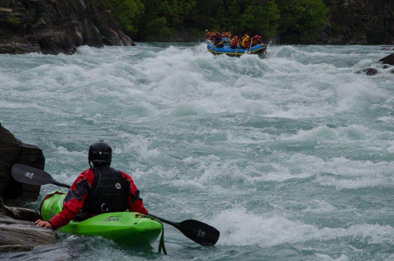 Jet to Raft Experience in Queenstown, New Zealand 9