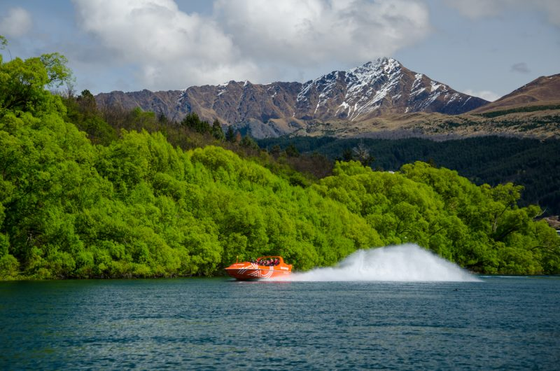 Jet to Raft Queenstown