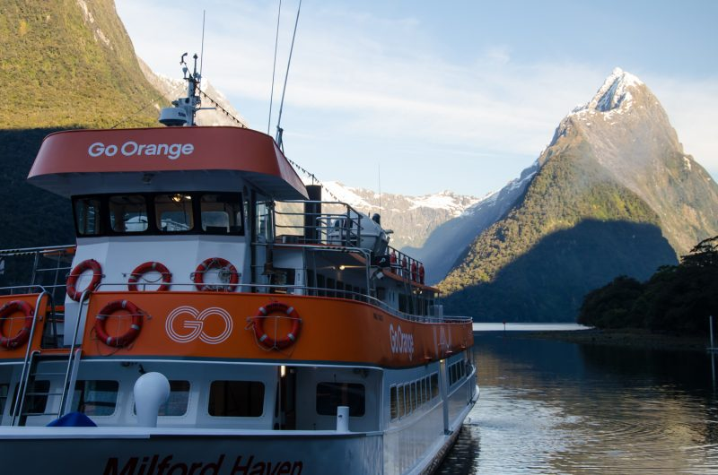 Milford Sound Cruise Experience (1)