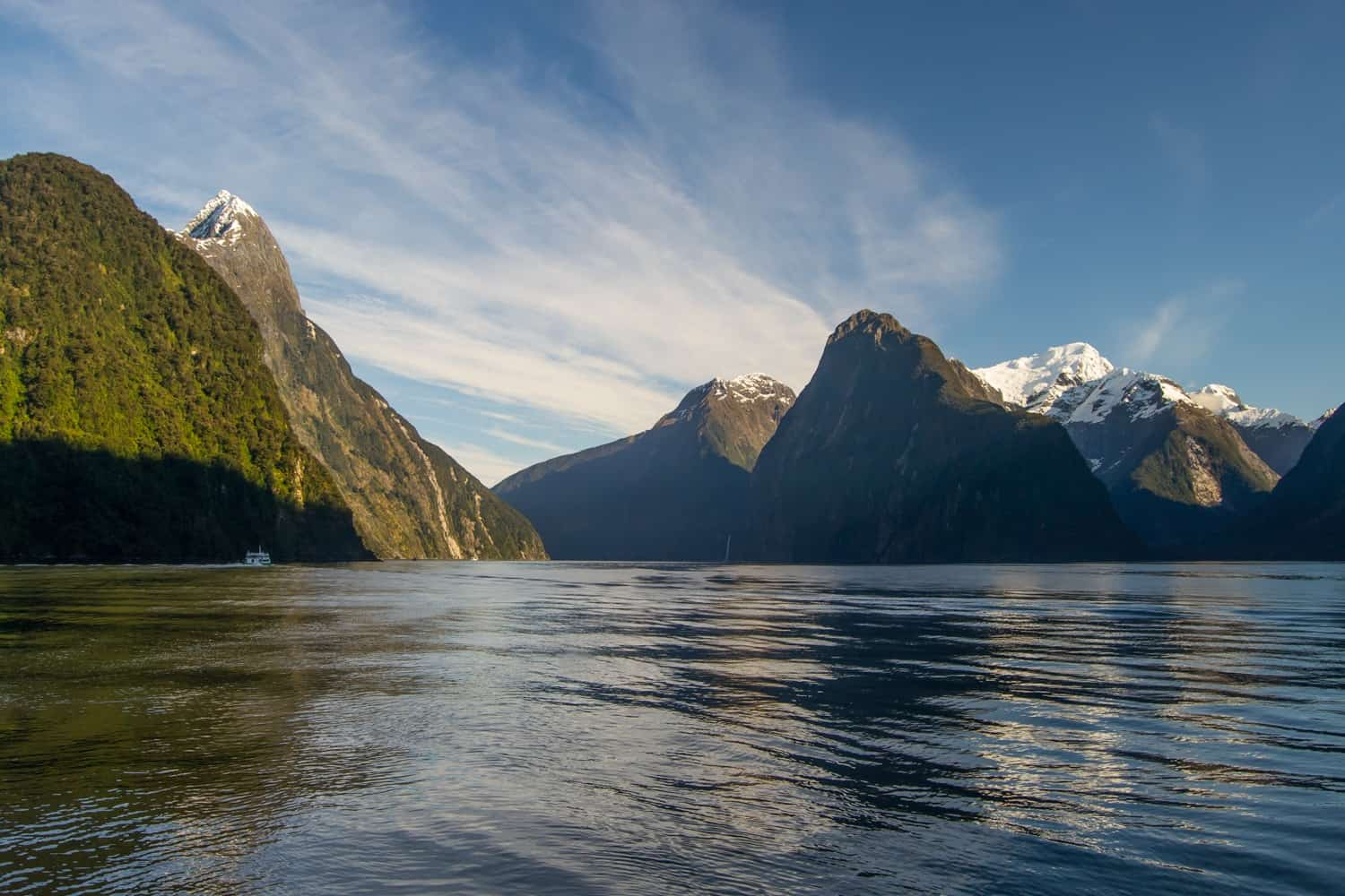 Milford Sound Cruise Experience, New Zealand 2