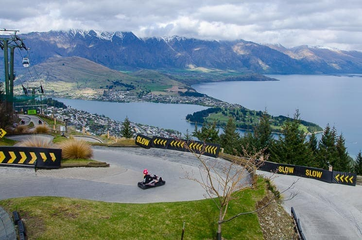Best Things To Do In Queenstown - Luge