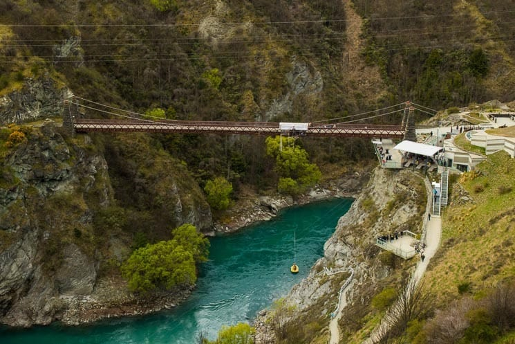 Bungy Jumping - Best Things To Do In Queenstown