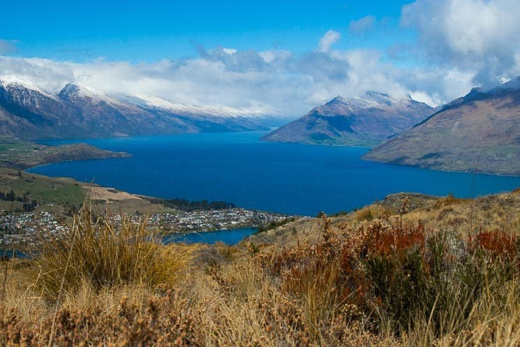 Queenstown Hill Viewpoint