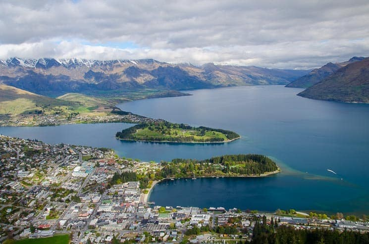 Best things to do in Queenstown - Skyline viewpoint