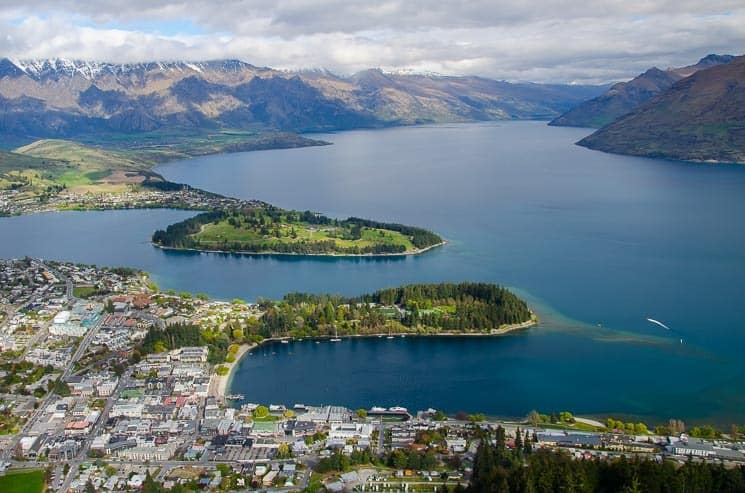 Things to do in Queenstown - Skyline Gondola