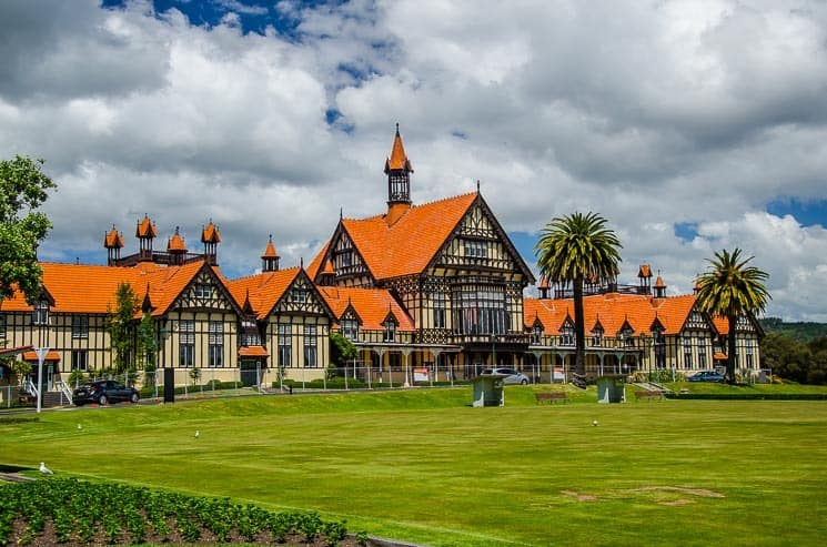 Government Gardens - Things to do in Rotorua