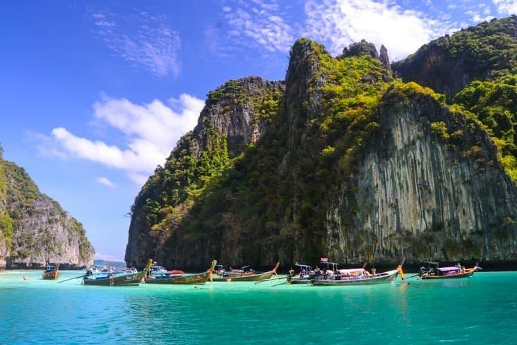 Ostrov Koh Phi Phi Leh