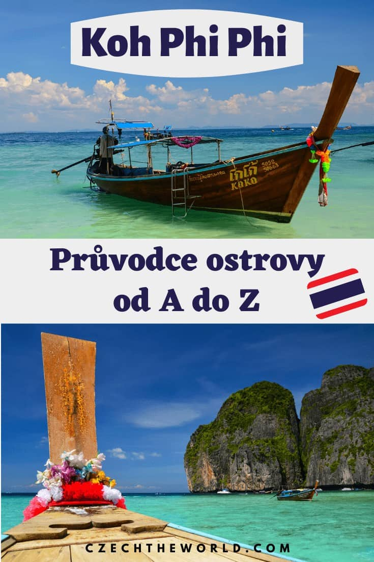 Koh Phi Phi průvodce