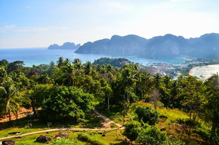 Phi Phi Viewpoint, ostrov Don