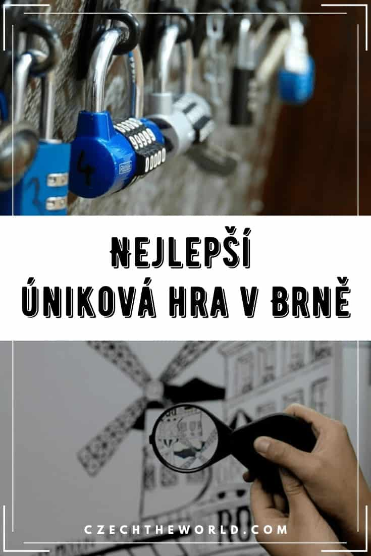 Nejlepší úniková hra Brno: Nest Escape vás pohltí 2
