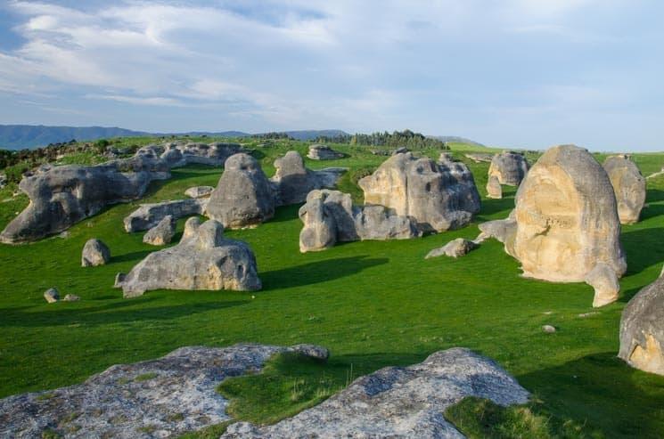 Sloní skály - Elephant Rocks