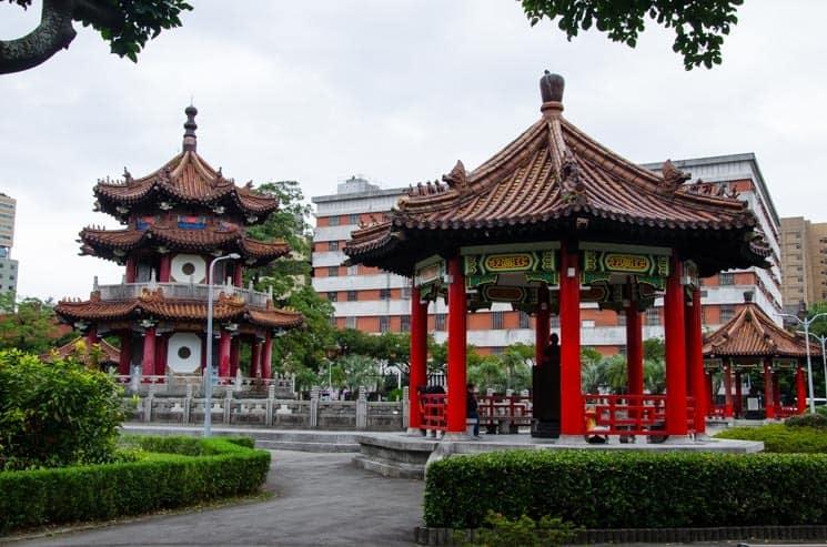 Taipei - 228 Peace Memorial Park