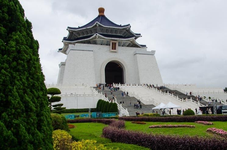 Taipei - Chiang Kai-shek Memorial Hall
