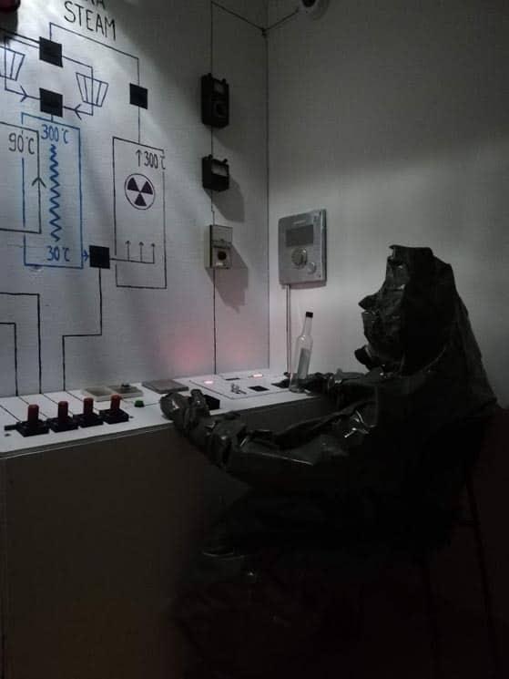 Úniková hra Brno: Zkáza Černobylu