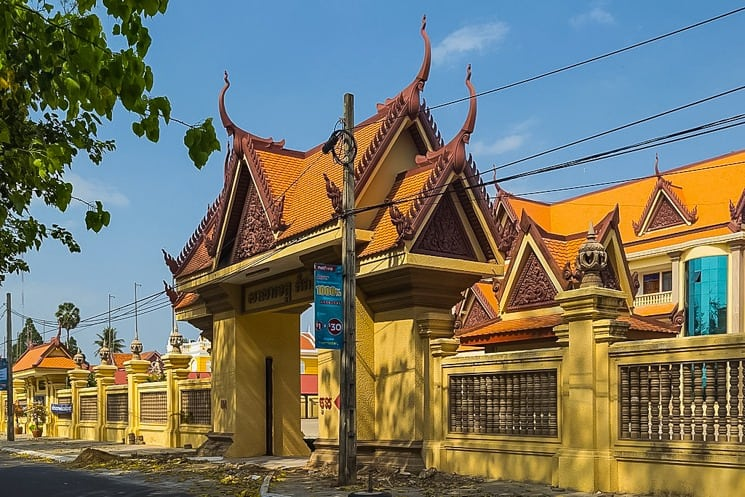 Best Places to visit in Cambodia - Kampot