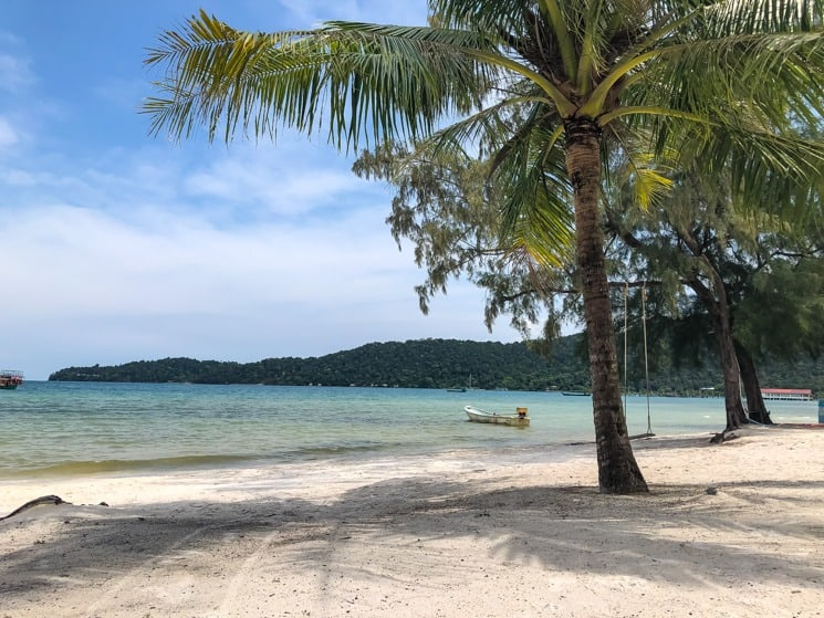 Best Places to visit in Cambodia - Koh Rong Sanloem