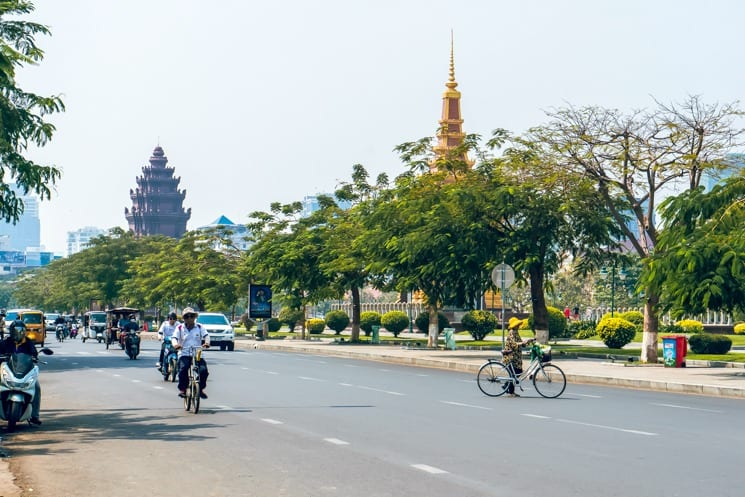 Best Places to visit in Cambodia - Phnom Penh