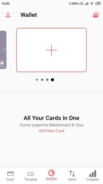 Přidáván karet