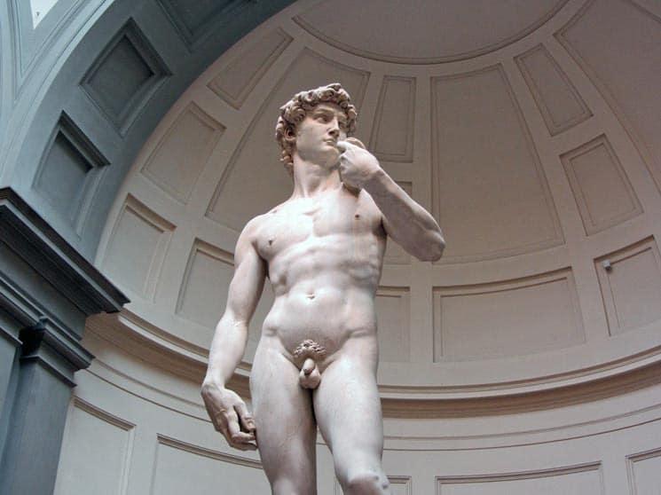 David Galleria dell'Accademia, Florencie