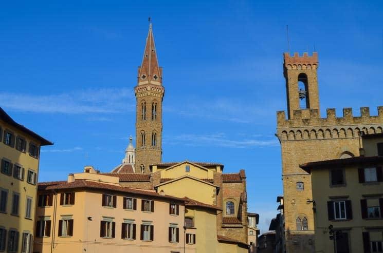Florencie: 15 nejkrásnějších míst + praktické info a mapa 1
