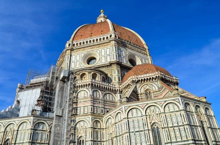 Florencie: Ohromný Dóm katedrály Santa Maria del Fiore