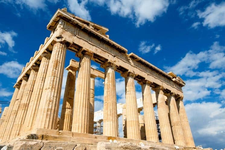 7 Most Famous Greek Landmarks You Should Visit