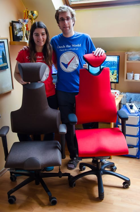 Recenze zdravotní židle Therapia: stojí opravdu za to? 4