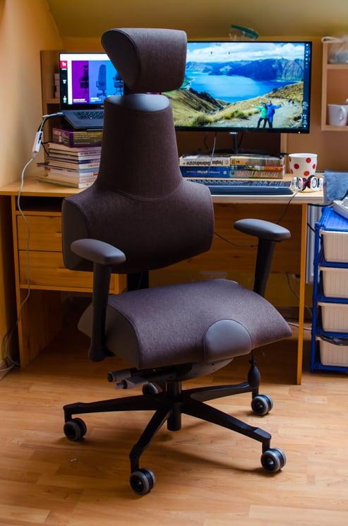 Recenze zdravotní židle Therapia: stojí opravdu za to? 2