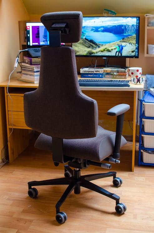 Recenze zdravotní židle Therapia: stojí opravdu za to? 3