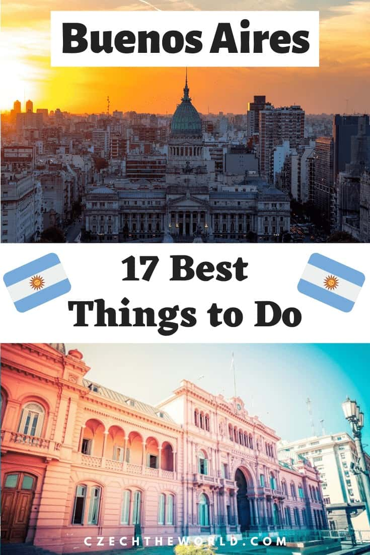 17 Best Things to do in Buenos Aires