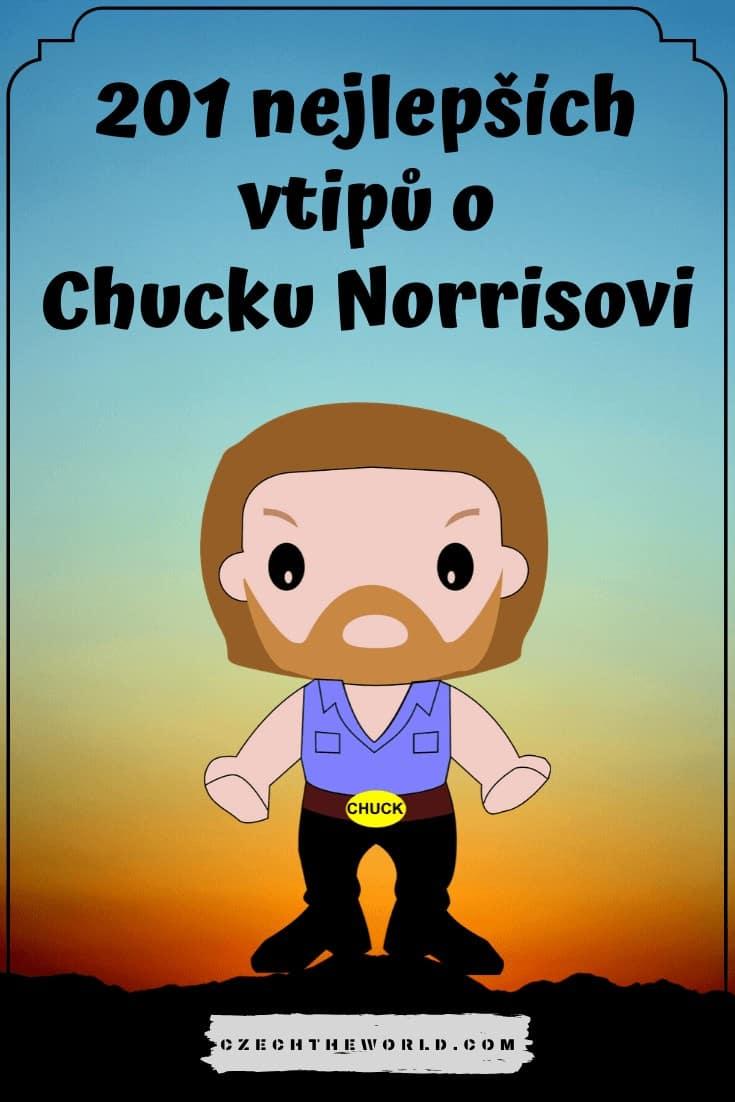 201 Nejlepších vtipů - Chuck Norris Vtipy