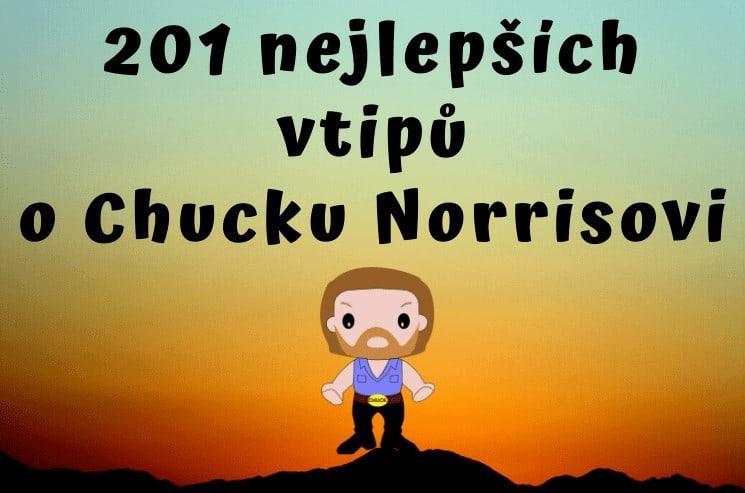 Chuck Norris vtipy - 201 Nejlepších vtipů