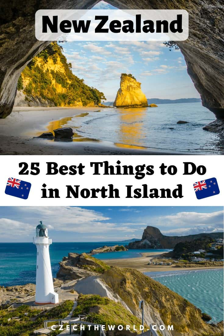 25 Best Things to Do in New Zealand North Island
