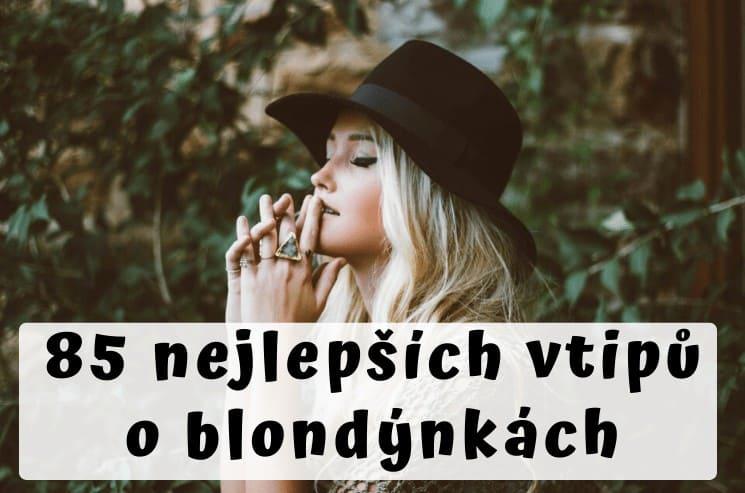 85 nejlepších vtipů o blondýnkách (1)
