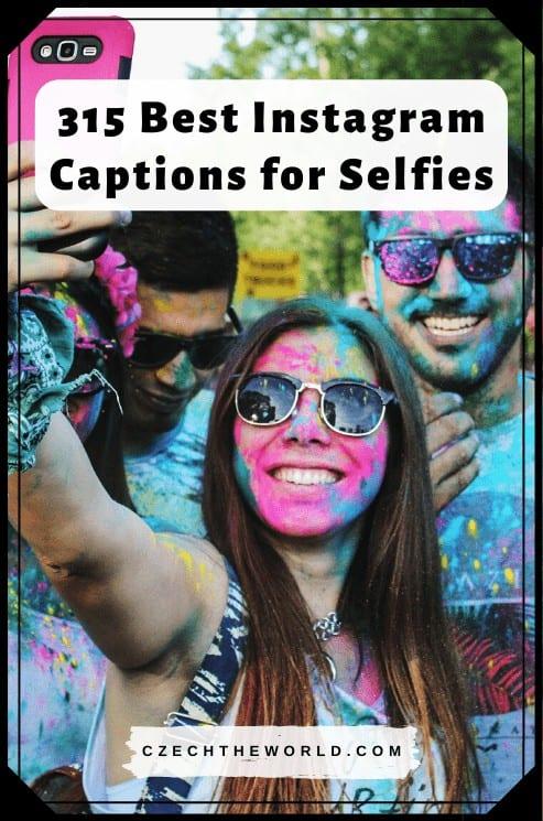 Best Instagram Captions for Selfies