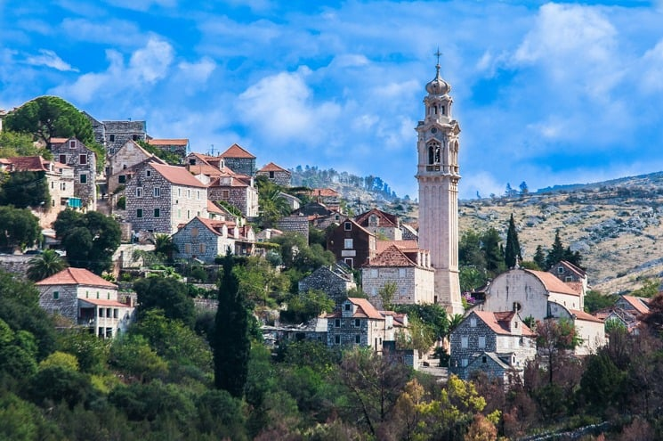 Best Places to go in Croatia - Brač