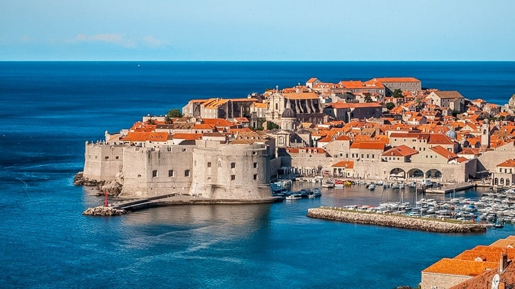 Best Places to visit in Croatia - Dubrovnik