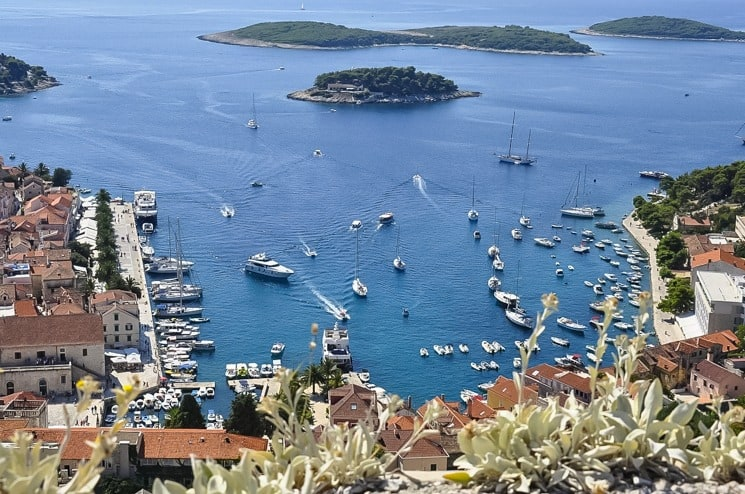 Best Places to go in Croatia - Hvar