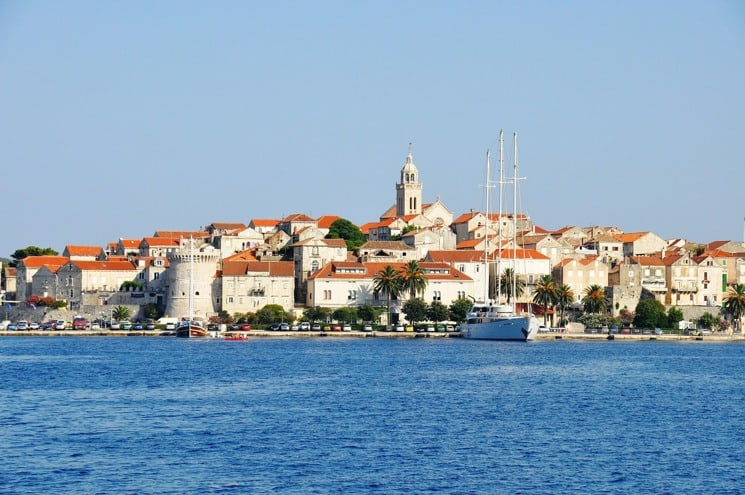 Best Places to visit in Croatia - korcula