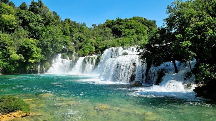 Best Places to visit in Croatia - Krka National Park