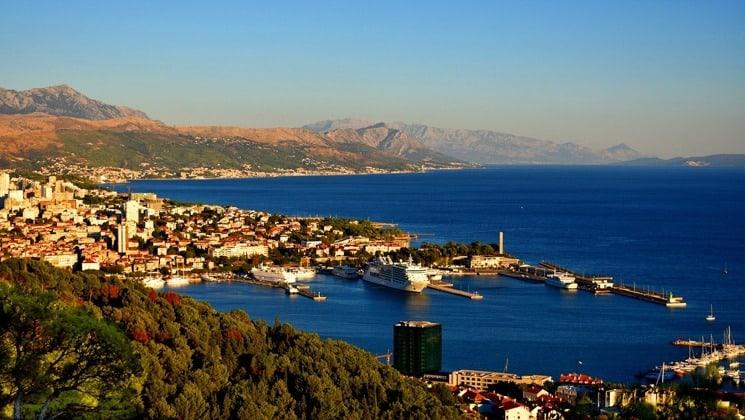 Best Places to go in Croatia - split