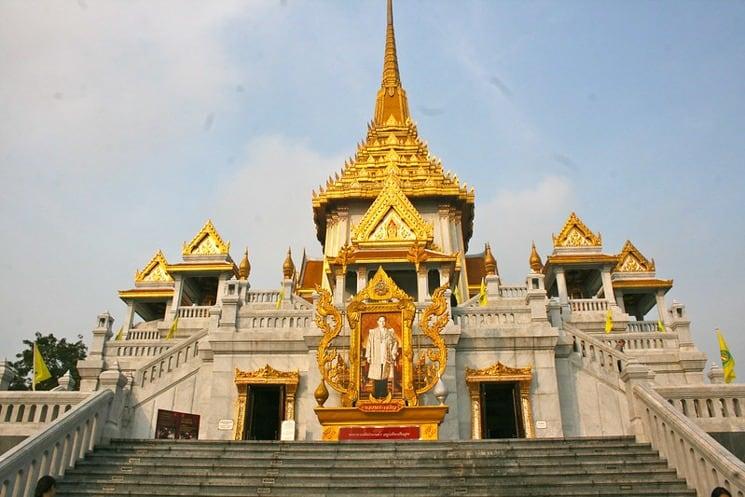 Wat Traimit, Bangkok,