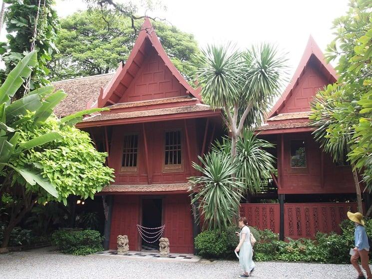 Jim Thomson House, Bangkok