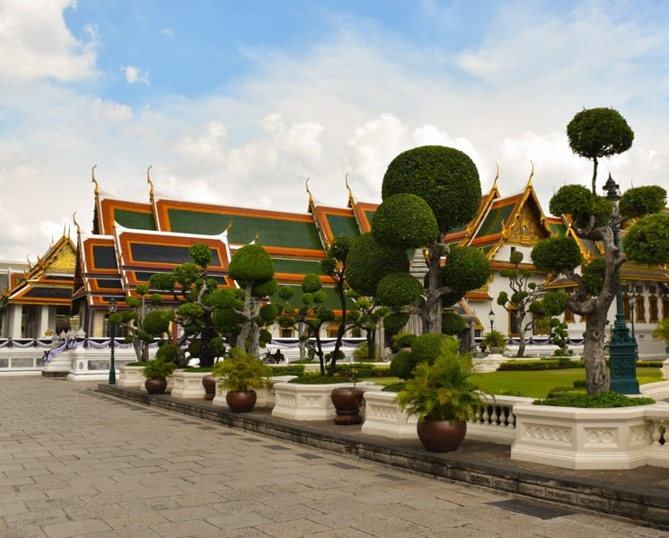 Best Things to do in Bangkok - Grand Palace