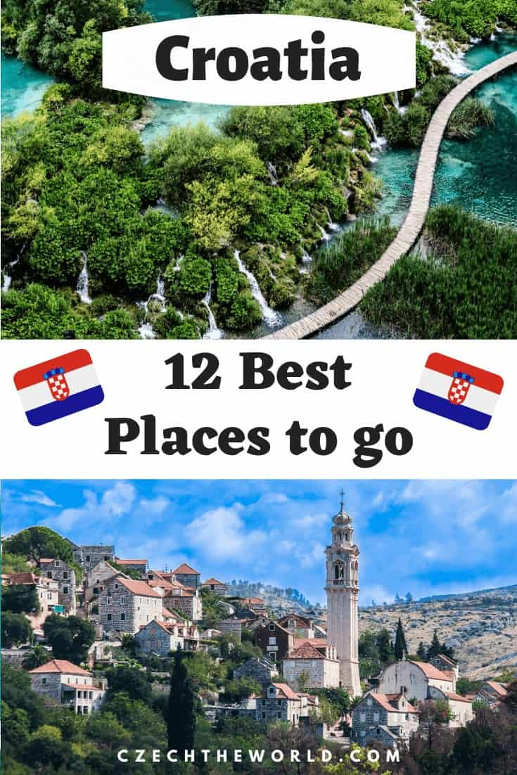 Best places to go in Croatia