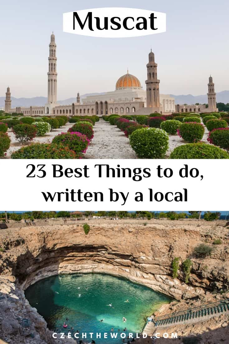 Best things to do in Muscat, Oman