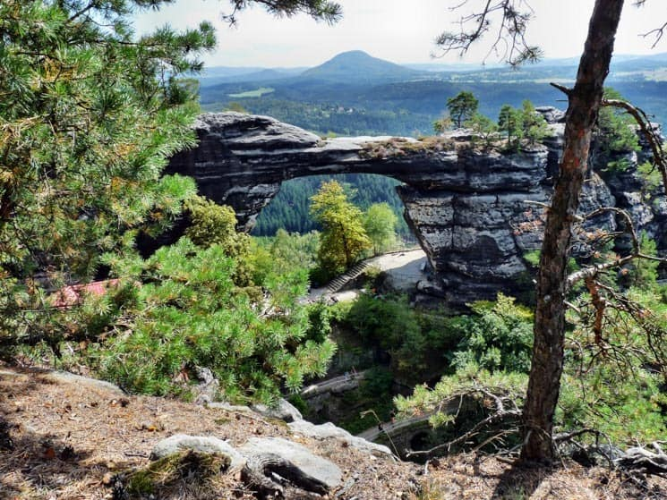 Bohemian Switzerland - Best Places to visit in the Czech Republic