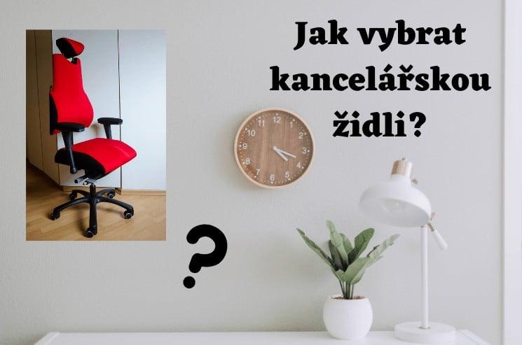 Jak správně vybrat kancelářské židle pro zdravé sezení? 1
