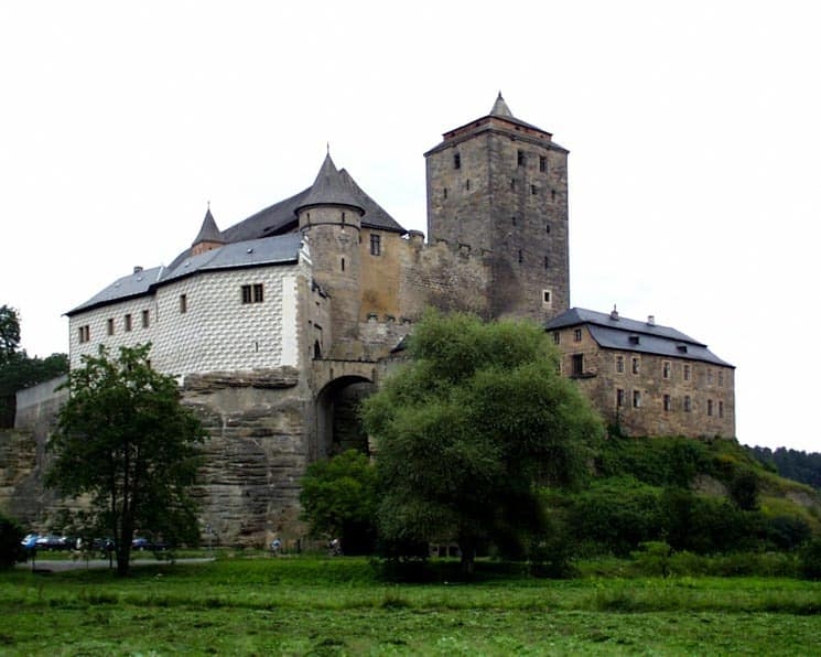 Kost Castle - Cool place to visit in Bohemian Paradise