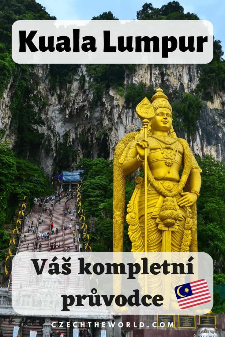 Kuala Lumpur - zajímavá místa průvodce (1)